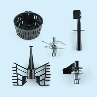 Accessories for kitchen appliances