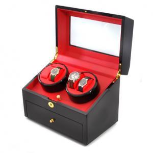 Elegant Motorized Watch Winder Display Case - 10 Watches