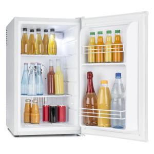 MKS-6 Mini Bar Refrigerator 66L White Fridge White