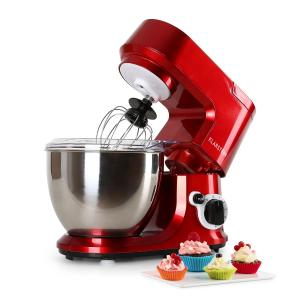 Carina Rossa Stand Mixer 800W 1.1 HP 4 Litre Red Red