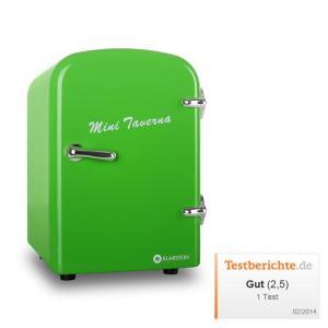 Mini Taverna Portable Cooler 4L Cool Box - Green Green