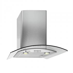 GL60WS Extractor Cooker Hood 60cm 180W Stainless Steel Transparent | 60