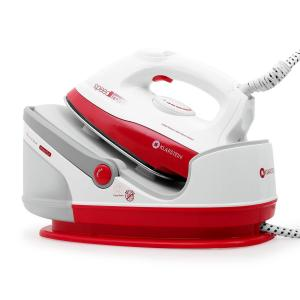 Speed Iron Steam Iron 2400W 1.7 Litre - Red Red