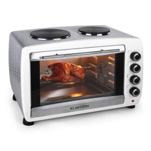 Omnichef 45HW Oven 2 Hot Plates 2000W White White