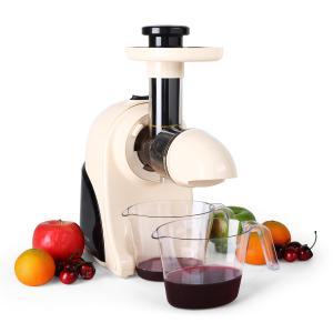 Fruitpresso Moreno Slow Juicer 150W 80 Rpm Cream Creme