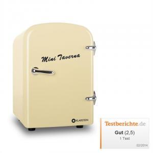 Mini Taverna Portable Cooler Cool Box Cream Creme