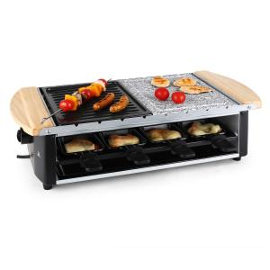 Chateaubriand Raclette Grill Natural Stone Plate Non-stick Plate