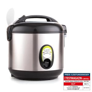 Sapporo Rice Cooker 1 Litre Stainless Steel