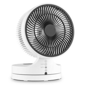 Touchstream WH Floor Stand Fan 45W Touch White