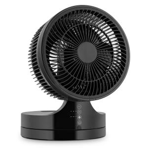 Touchstream BK Stand Floor Fan 45W Touch Remote Control Black