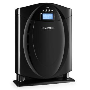 Grenoble Air Purifier with 4-in-1 Filter Black Black