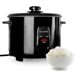 Osaka 1.5 Electric Rice Cooker Black 500W1.5L Keep Warm Function