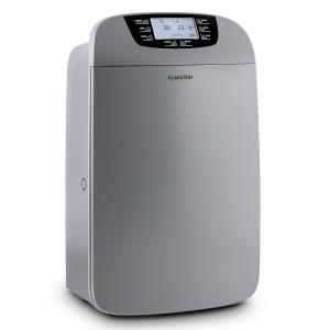 Drybest 40l Dehumidifier Air Purifier 40l/24h Black-Gray