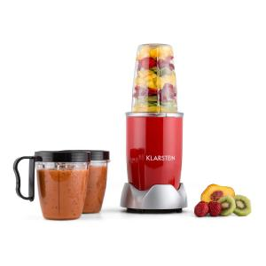 NutriRocket Mixer Smoothie Maker Multifunction 10 pcs. 700W Red Red