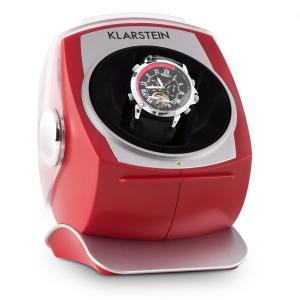 Senna Automatic Watch Winder Right-Left Run Red Red