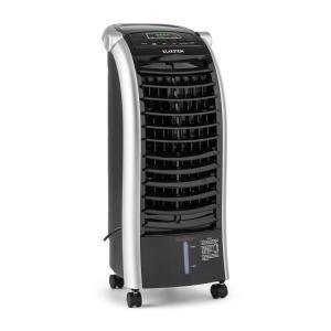 Maxfresh BK Fan Air Cooler 6L 65W Remote Control 2 x Ice Pack Black