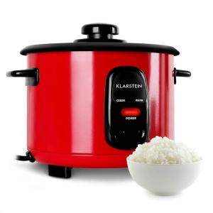Osaka 1.5 Electric Rice Cooker 500W 1.5L Keep-Warm Function Red