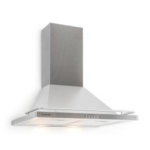 Timea Cooker Extractor Hood Stainless Steel 60cm 416 m³ / h Wall Mounted