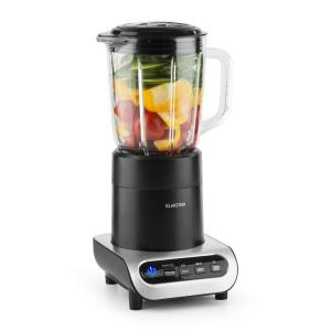 Lambada Blender 650W 1.5L Glass Container Black / Metallic Silver