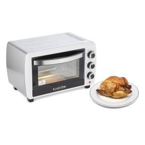 Omnichef 20 2G Mini Oven Rotisserie 1500W 20 l White White