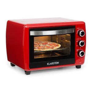 Omnichef 30 2G Mini Oven Rotisserie 1500 W 30 l Red White