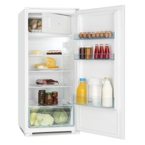 Coolzone 186 Refrigerator & Freezer Combination A+171|15ll Built-in 56x126x56 White |