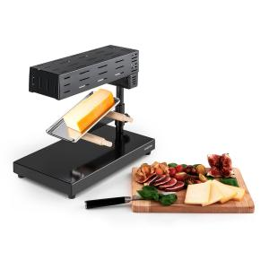 Appenzell 2G Traditional Raclette Grill 600 W Floor-mounted Appliance black