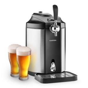 Skal Beer Tap Dispenser Beer Cooler 5 l Kegs CO2 Stainless Steel