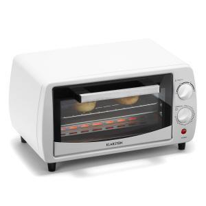 Minibreak Mini Oven 11l 800W 60min Timer 250° C White White