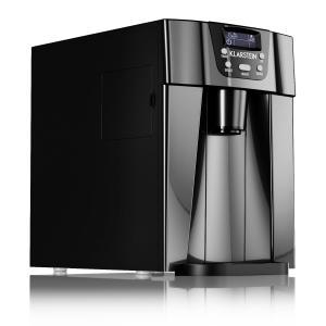 Ice Volcano 2GB Ice Cube Machine LED 12kg every 24h 2l 6-10min Black Black