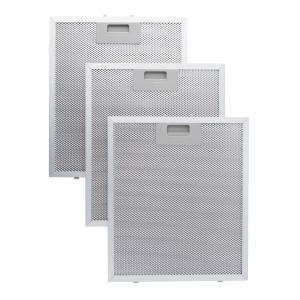 Aluminium Replacement Fat Filter 26.5 x 31 cm