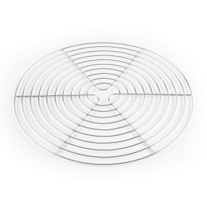 Barbecue Grid Accessory Stainles Steel Silver