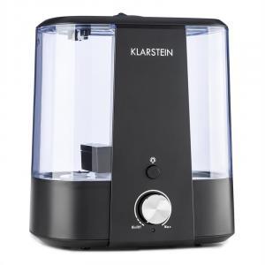 Toledo Ultrasonic Humidifier Aroma Diffuser 6l LED Light Black Black