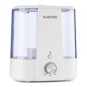 Toledo Ultrasonic Humidifier Aroma Diffuser 6l LED Light White White