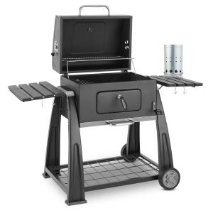 Bigfoot Set Charcoal BBQ Smoker & Electric Igniter