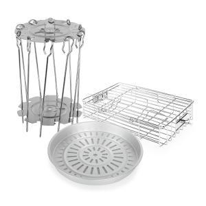 VitAir Accessory 3-piece Set Stainless Steel Die-cast Aluminum