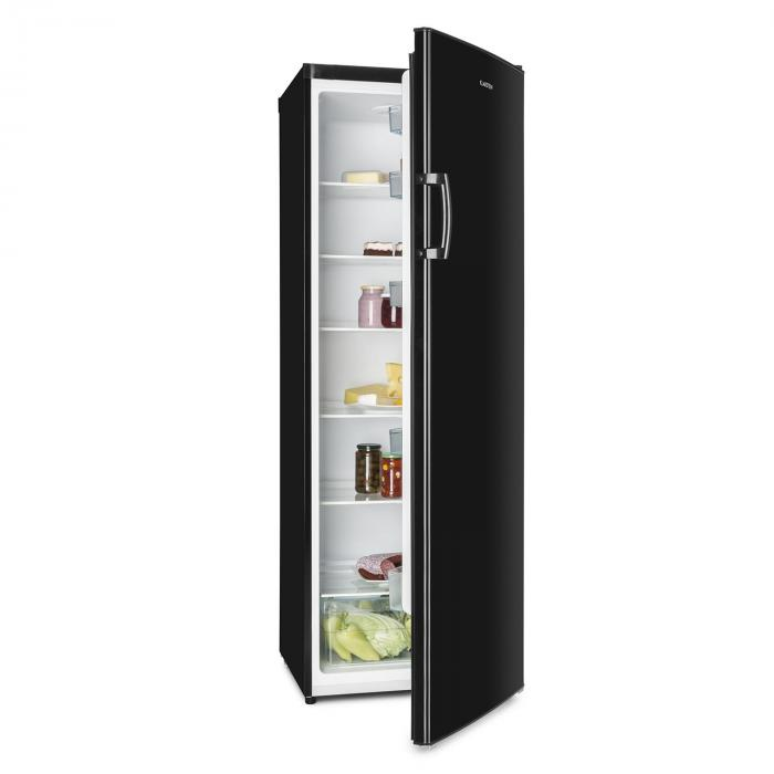 big boy refrigerator 335 l 6 floors energy efficiency class a black klarstein. Black Bedroom Furniture Sets. Home Design Ideas
