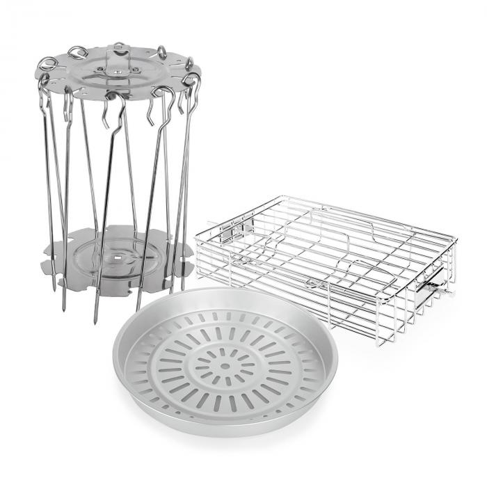 Kitchen Products VitAir Accessory 3-piece Set Stainless Steel Die-cast Aluminum