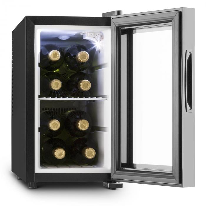 Beer Locker S Mini Refrigerator 21 Liter Class A Black