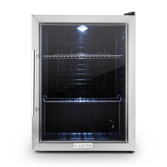Beersafe XL compact fridge 65 litre class b glass door  ~ Kühlschrank Xl