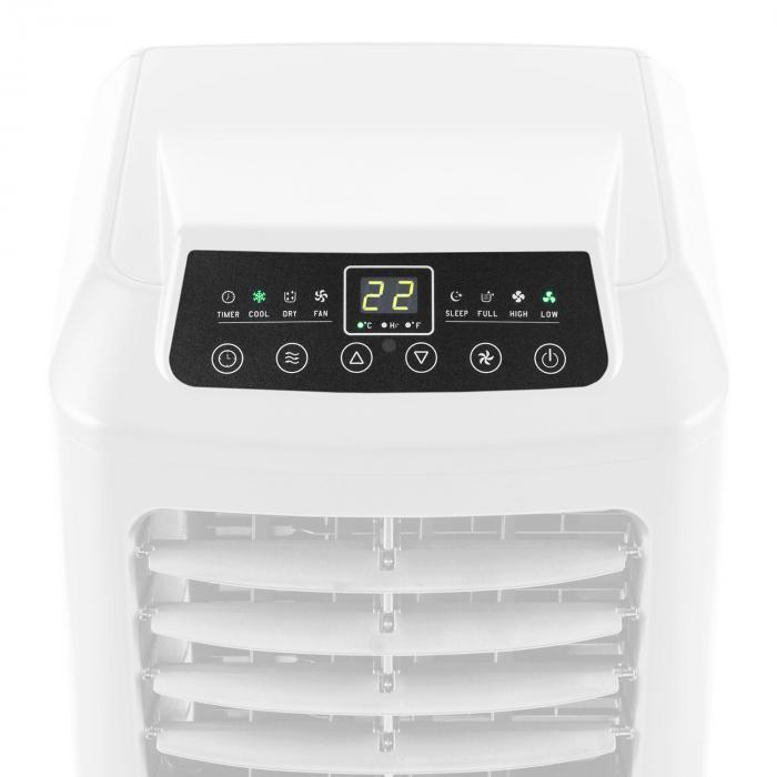 Pure Blizzard 3 2g 3 In 1 Air Conditioner 7000 Btu White